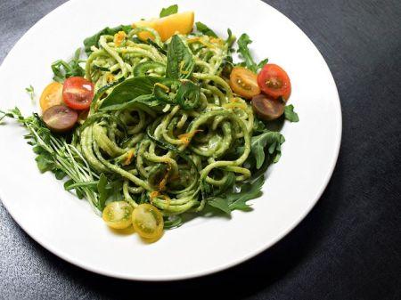zuchinni pasta